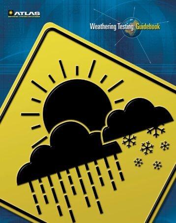 Weathering Testing Guidebook