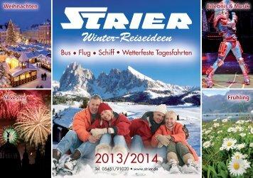 PDF herunterladen - Strier Reisen