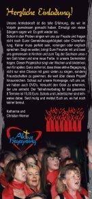 Gospelchor-Projekt - Strobel-Mühle Pockautal - Page 2
