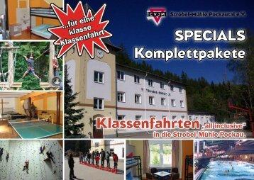SPECIALS Komplettpakete - Strobel-Mühle Pockautal