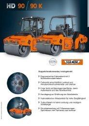 Hamm AG - Steckbrief - Stroje Slovakia