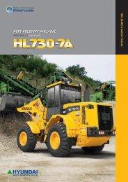 hyundai hl730-7a - Stroje Slovakia