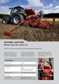 Accord-Idrill-A4nahled - kverneland group czech - Page 2