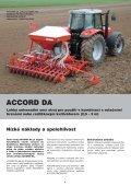 Accord-Pneumaticke-seci-stroje-A4nahled - kverneland group czech - Page 2