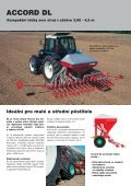 Accord-Pneumaticke-seci-stroje-A4nahled - kverneland group czech - Page 6