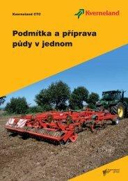 Podmítka a příprava půdy v jednom - kverneland group czech