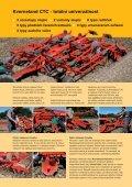 Podmítka a příprava půdy v jednom - kverneland group czech - Page 3