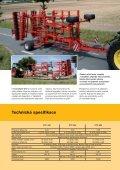 Podmítka a příprava půdy v jednom - kverneland group czech - Page 5