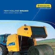 New Holland BR6000 Baler