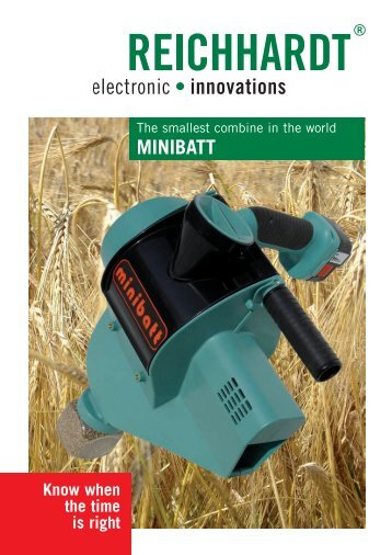 MINIBATT - Stroje Slovakia