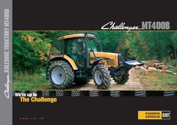 Challenger MT455B - Stroje Slovakia