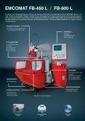 Emcomat FB EasyCycle_RZ - Stroje Slovakia - Page 2