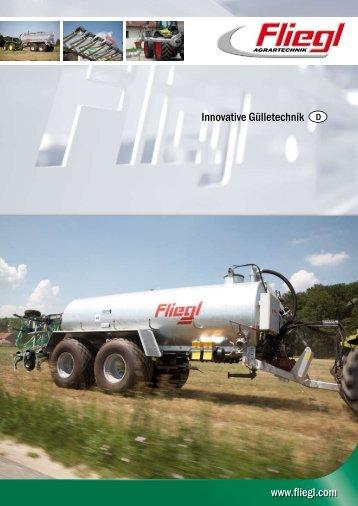 Innovative Gülletechnik - Stroje Slovakia