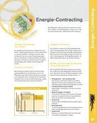 Energie-Contracting