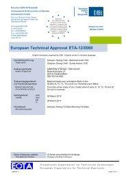 ETA-12/0060 - SIMPSON Strong-Tie A/S