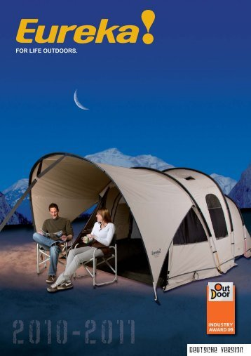 Tunnel Vision i - Eureka Europe - Home - For Life Outdoors.