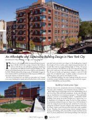 An Affordable and Sustainable Building Design in New York City ...