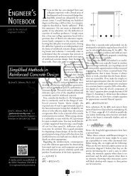 Simplified Methods in Reinforced Concrete ... - STRUCTUREmag