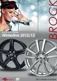 Winterline 2012/13 - Brock