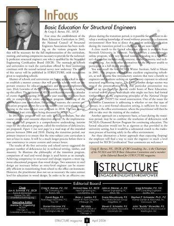 InFocus - Structure Magazine