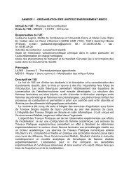 Fiche de cours MSE23 - Master 2 en Mécanique des fluides et ...