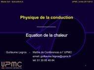 Transparents Cours1 - Master 2 en Mécanique des fluides et ...