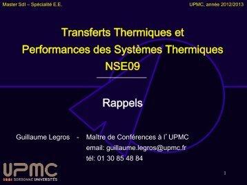 Transparents Cours0