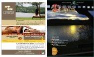 Volume 22 numéro 7 - 5 novembre 2010 - Ville de Lac-Delage