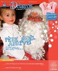 Volume 23 numéro 7 - 5 décembre 2011 - Ville de Lac-Delage