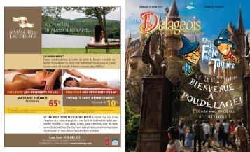 Volume 23 numéro 1 - 15 février 2011 - Ville de Lac-Delage