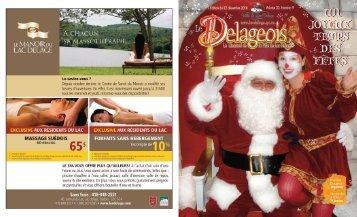 22 décembre 2010 - Ville de Lac-Delage