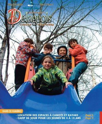 Volume 24 numéro 3 - 30 avril 2012 - Ville de Lac-Delage