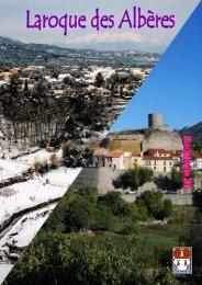 hiver printemps 2009.pub - Mairie de Laroque des Albères
