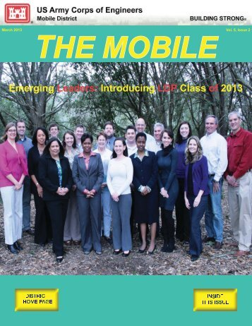 Emerging Leaders: Introducing LDP Class of 2013 - Mobile District ...