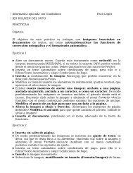 Informática aplicada con Guadalinex Paco López ... - Dolmen de Soto