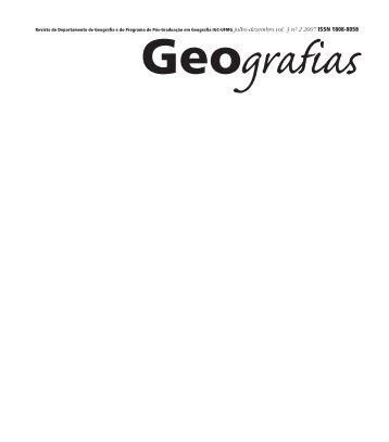 Revista edicao #5. - IGC - UFMG