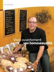 Vivre ouvertement son homosexualité - L'ACRA