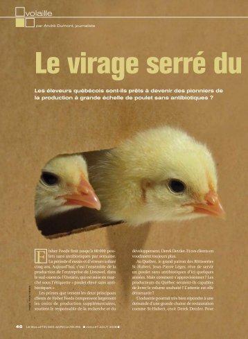 volaille - L'ACRA