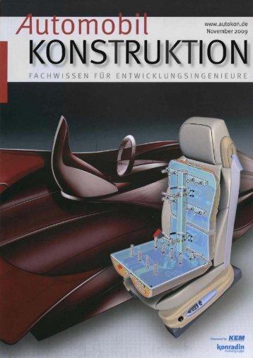 Automobil Konstruktion - Scuderi Group