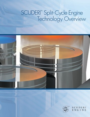 Technology Overview Brochure - Scuderi Group