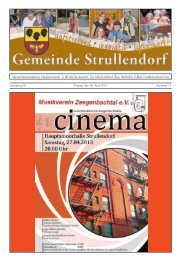 Mitteilungsblatt KW 17 im Jahr 2013 - Strullendorf