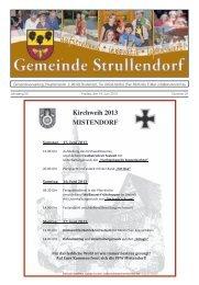 Kirchweih 2013 MISTENDORF - Strullendorf
