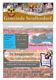 Mitteilungsblatt KW 12 im Jahr 2013 - Strullendorf