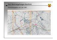 Süd-Westumgehung Vorstellung 2013 - Strullendorf
