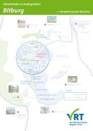 Bitburg - Tourist Information Bitburger & Speicherer Land