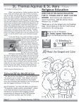 St. Thomas Aquinas & St. Mary Cluster - Page 2