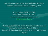 Seven Personalities of the Soul - St. Thomas University