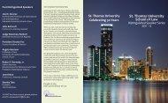 2011-2012 Law School Distinguished Speakers Series This
