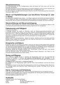 Informationen zu den Bettinger Steuern - Bettingen - Seite 2