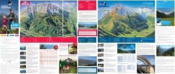 Sommerfolder 2013 - Stubaier Gletscher